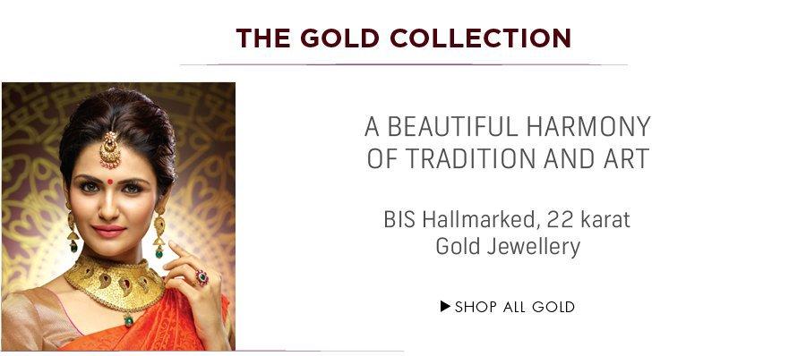 Joyalukkas: Gold Collection