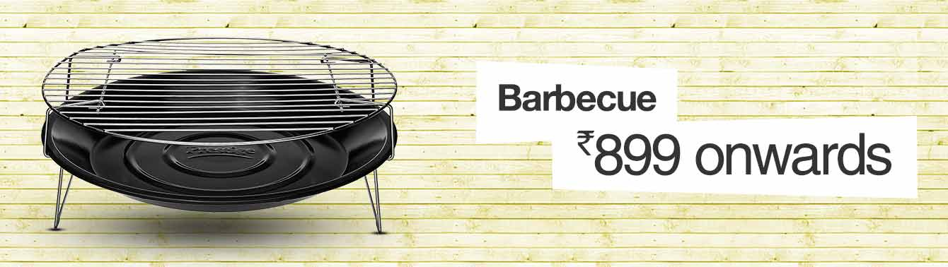 Barbecue Rs. 899 onwards
