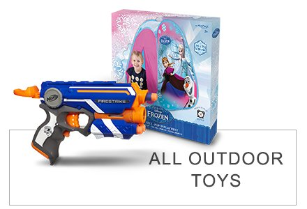 All Outdoor Toys