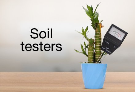 Soil testers