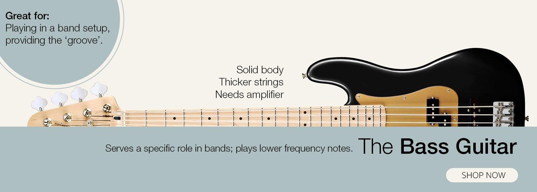 The Bass Guitar