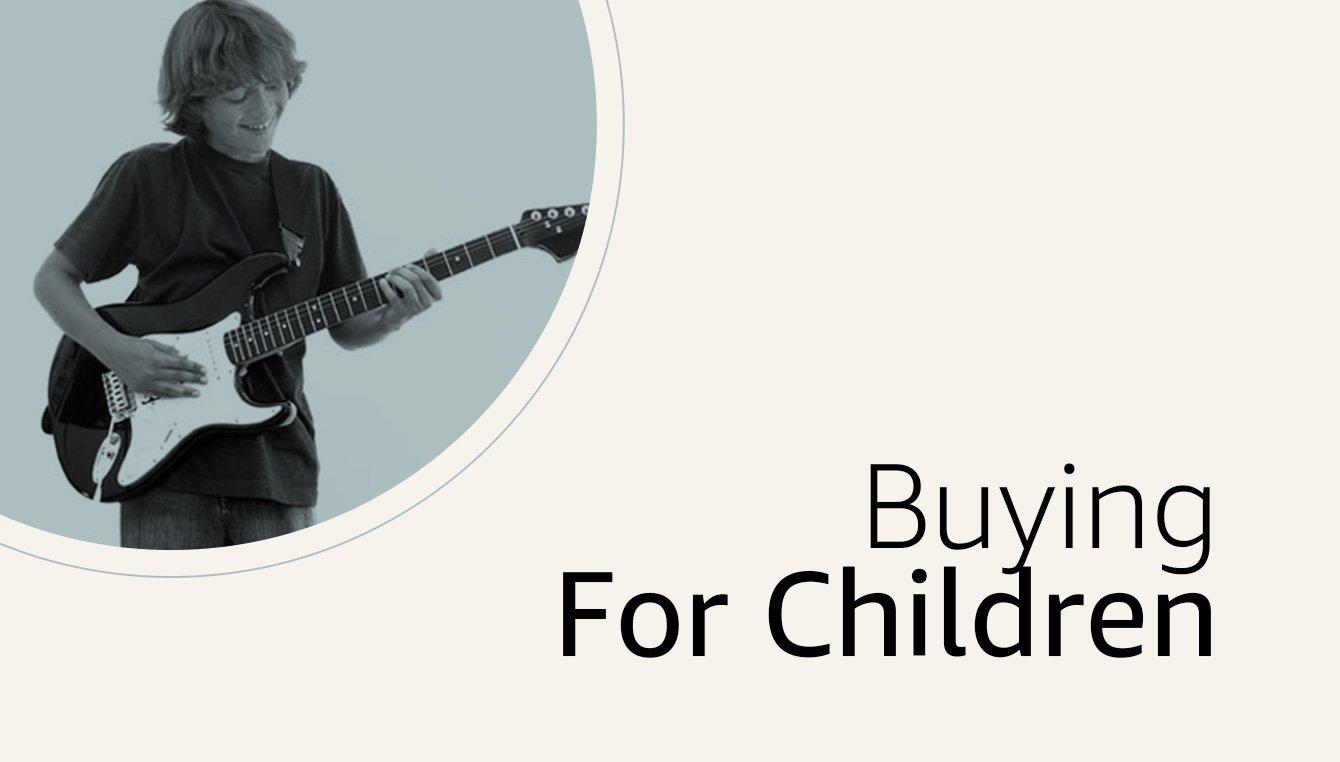 Buying for children