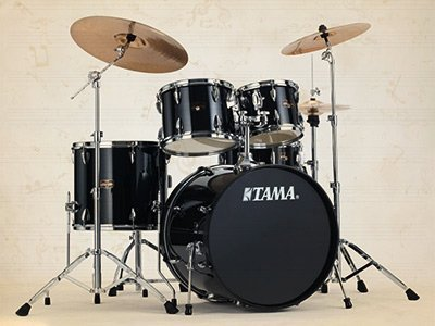 Drums, percussion, drum accessories, cymbals, pads