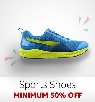 Sports Shoes: 40%-70% off