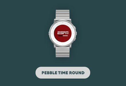Pebble time Round