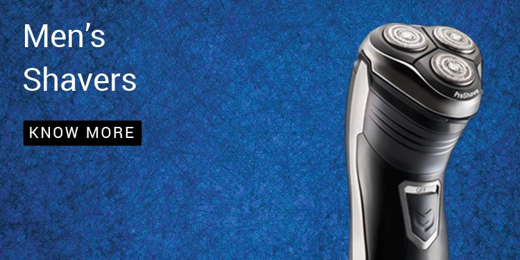 syska mens shavers