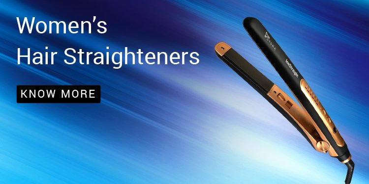 syska womens hair straighteners