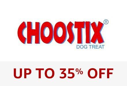 Choostix: Up to 35% off