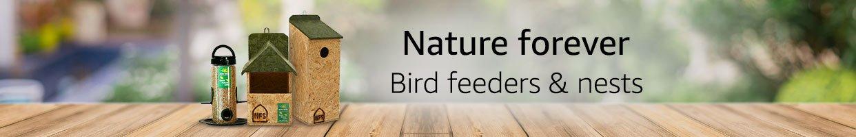 Nature forever bird feeders