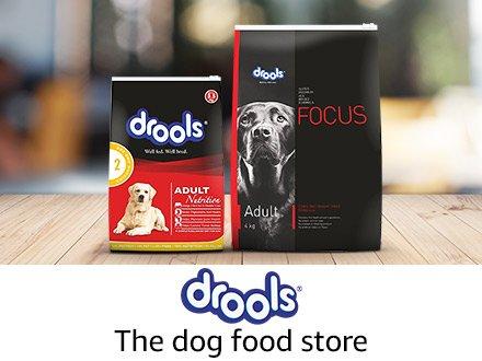 Drools dog store