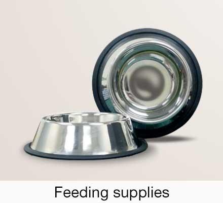 Feeding supplies