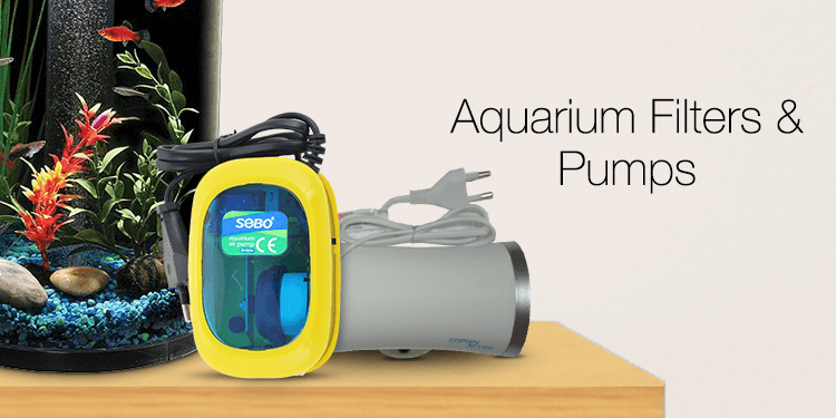 Aquarium Filters & Pumps