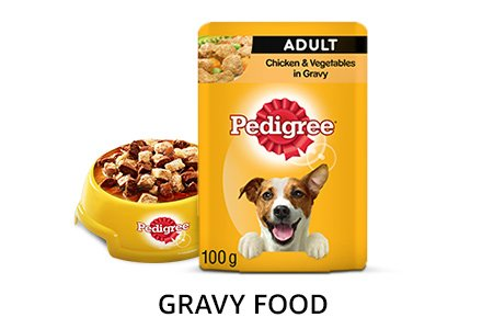 Pedigree Gravy Meal