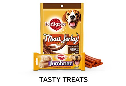 Pedigree Quality Treats