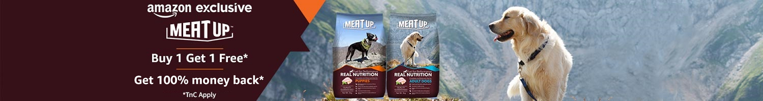 Meat Up Dog Food