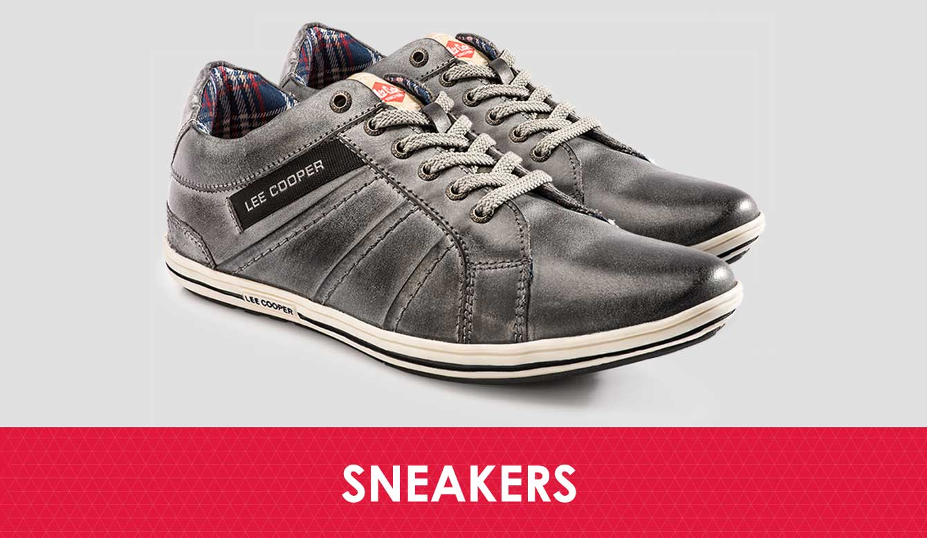 ca8ab37a Lee Cooper Shoes: Buy Lee Cooper online at best prices in India - Amazon.in