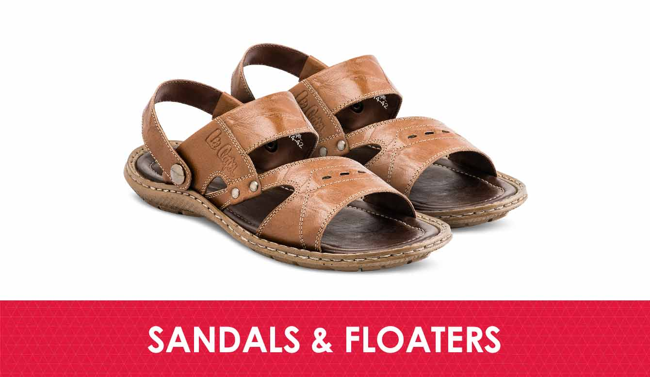 Sandals & Floaters