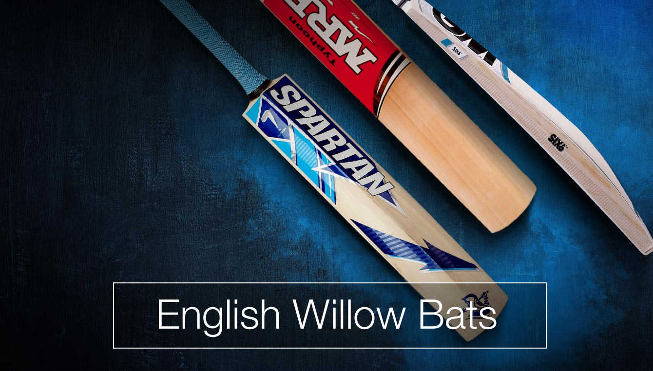 English Willow Bats