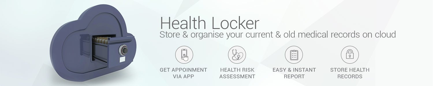 goQii Health Locker