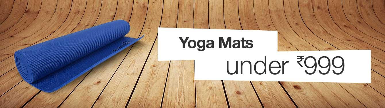 yogmats under 999