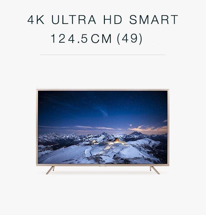 4K UHD (49) TV