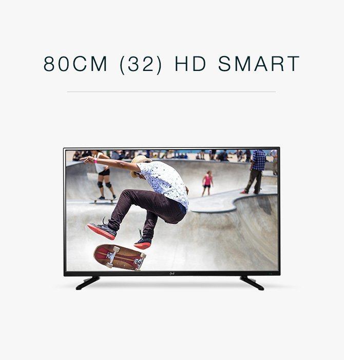 80CM (32) HD SMART TV
