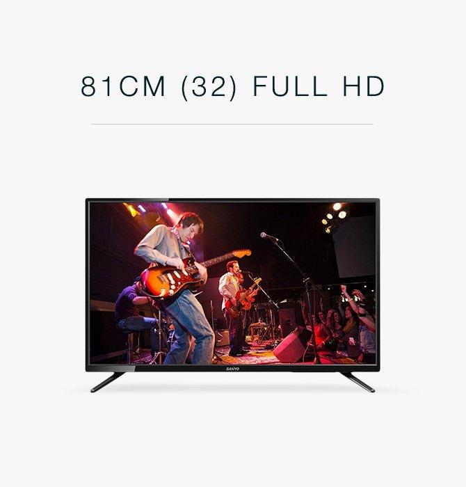 Sanyo 81cm (32) Full HD TV