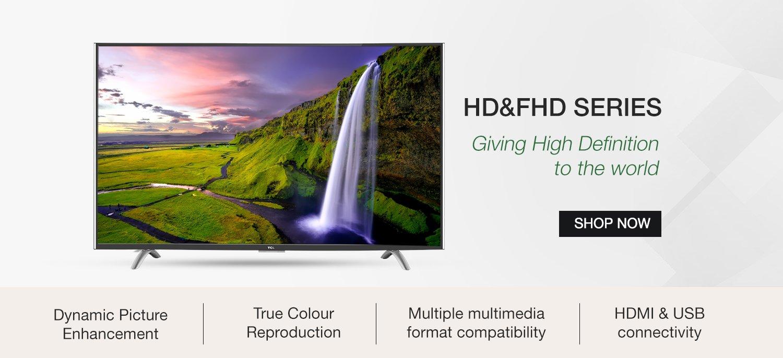 HD and Full HD Series