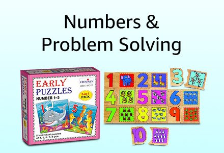 Numbers & Problem Solving