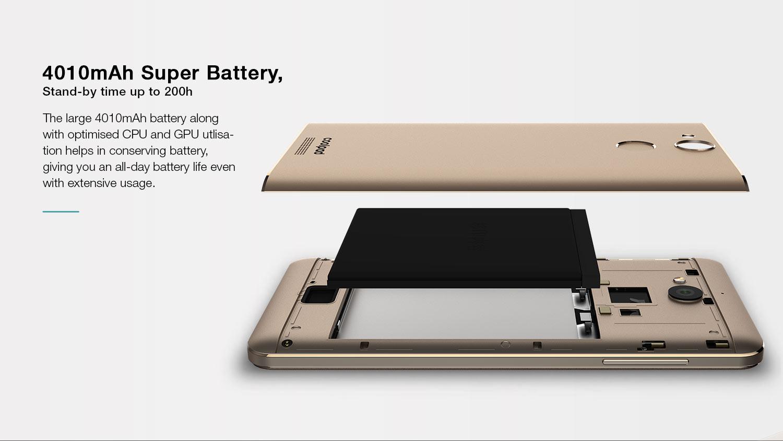 4010mah battery