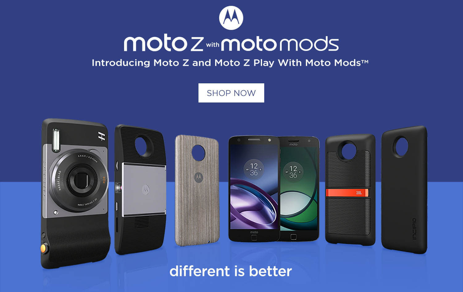 Moto z moto z play now available in india price specifications and - Moto Z Moto Modes
