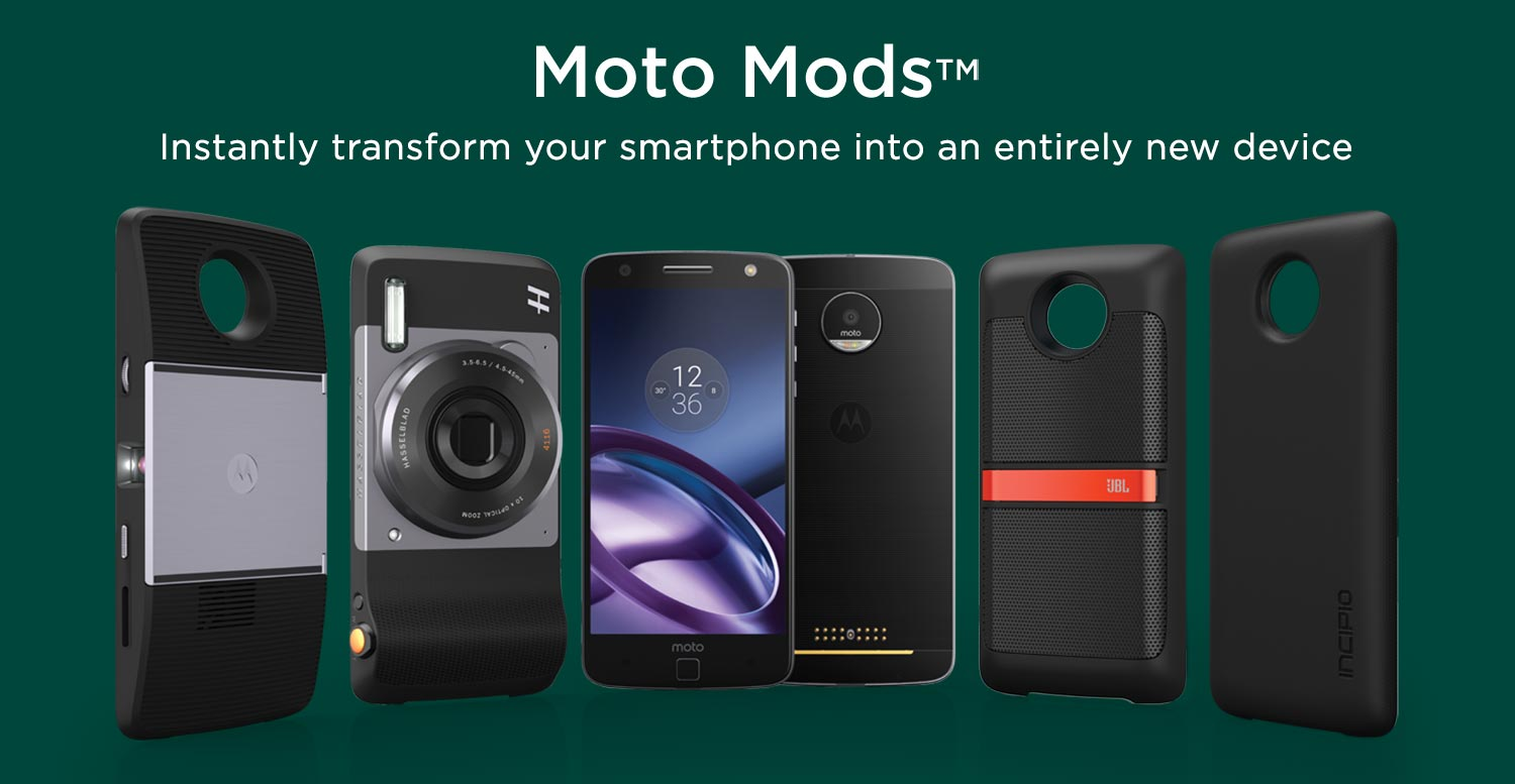 touch screen moto z play