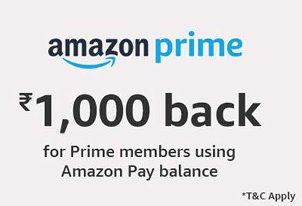 Offer for Prime members