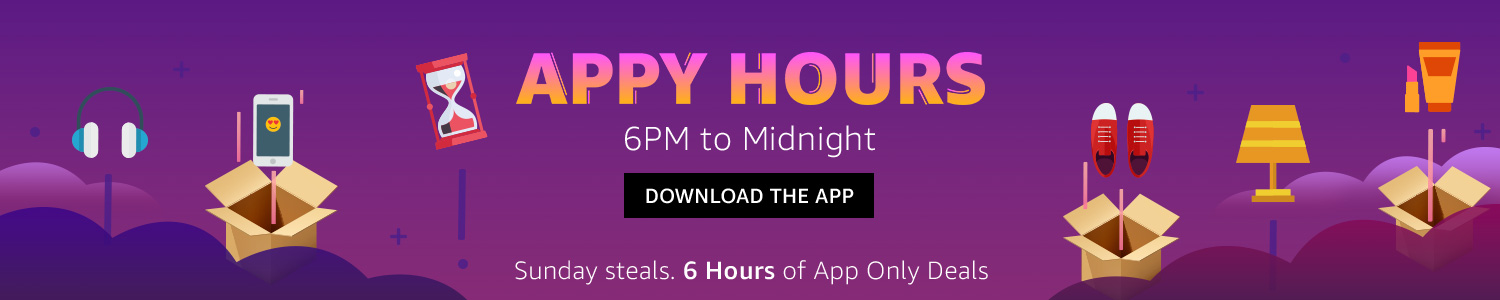 Appy Hours - 6PM to Midnight