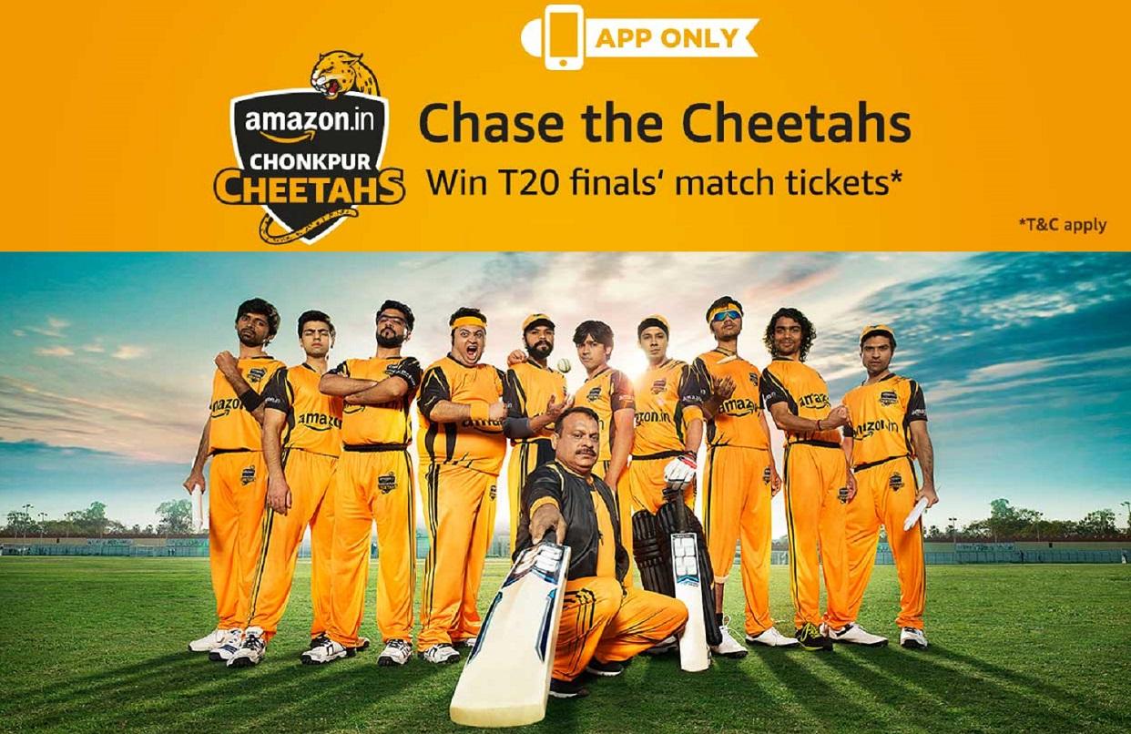 Chase the Cheetahs