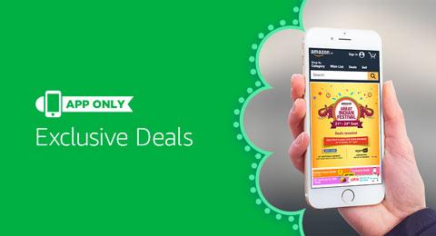 App Exclusive Deals