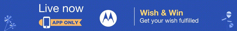 Moto Wish & Win