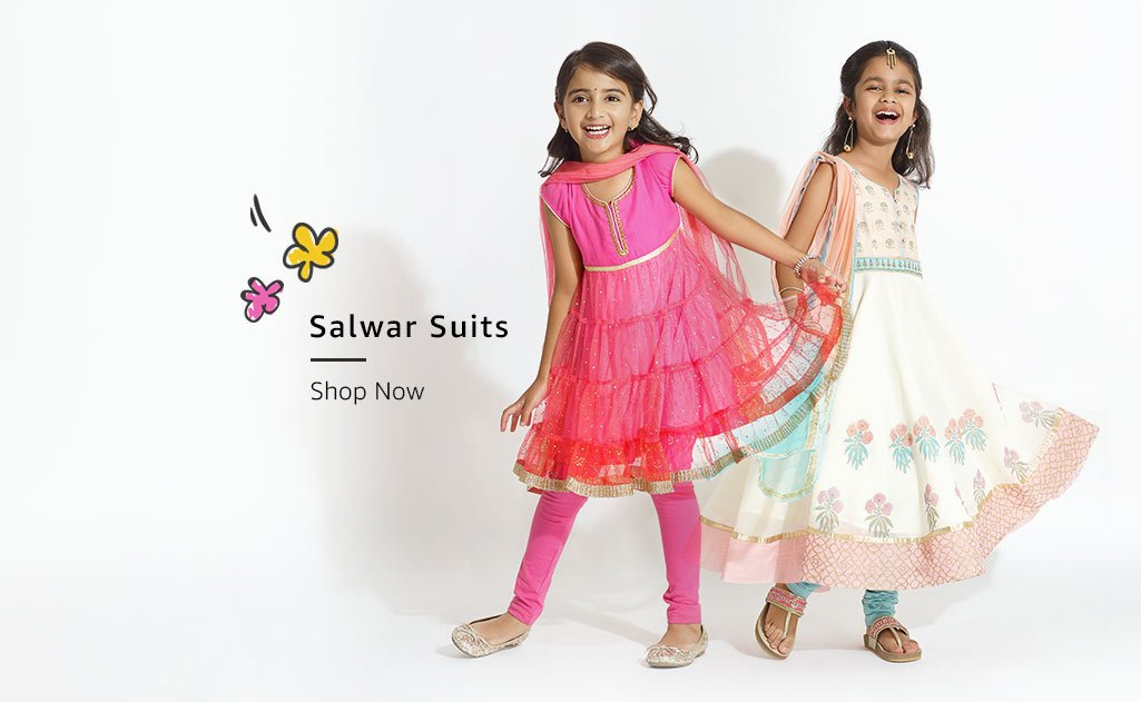 ca145a47def1b Amazon.in: Kid's Ethnic Store: Clothing & Accessories