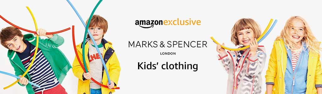 Marks & Spencers Kids