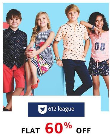 612 league: Flat 60% off