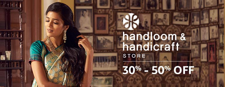 Handloom & Handicraft store