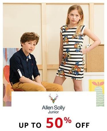Allen Solly Jr.