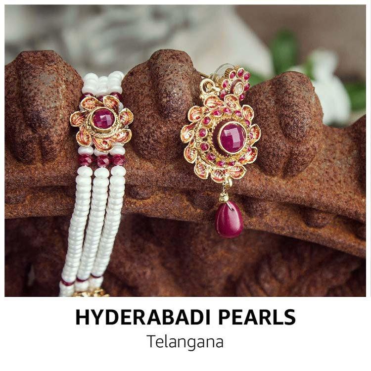 Hyderabadi Pearls