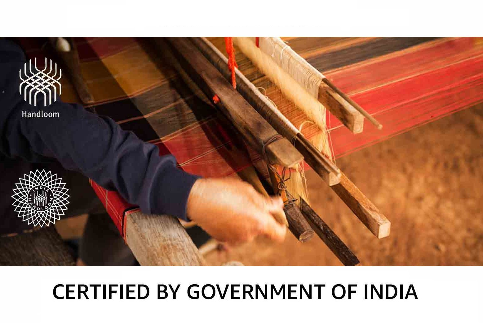 Certified by Government of India