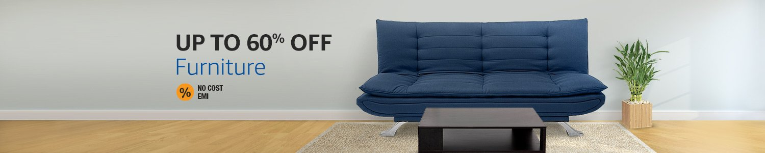 Up to 60% off Furniture