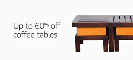 Coffee tables: Up to 60% off