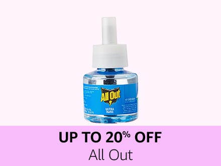 All out | Up to 20% off