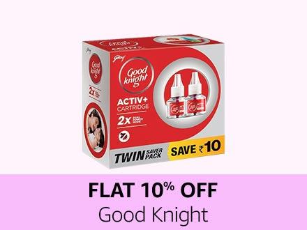 Good knight | Flat 10% off
