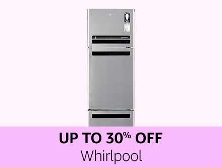 Whirlpool | Up to 30% off