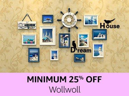 WollWoll | Minimum 25% off